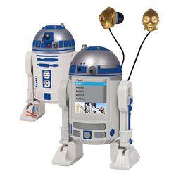 Star Wars R2-D2 lecteur audio-vidéo
