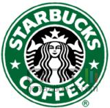 Starbucks cafe logo