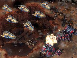 Starcraft 2 carrier