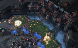 Starcraft 2 Heart of the Swarm - 1