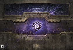StarCraft 2 Heart of the Swarm - collector 2