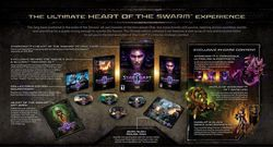 StarCraft 2 Heart of the Swarm - collector