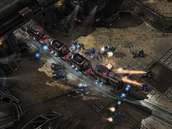 StarCraft II : Wings of Liberty - 3