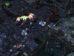 StarCraft II : Wings of Liberty - 5