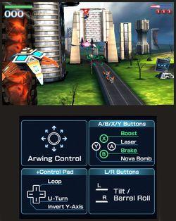 StarFox 64 3DS - 1