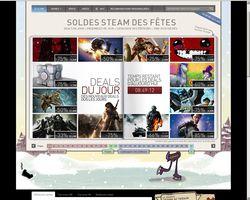Steam Soldes Noël 1