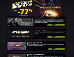 Steam - Star Wars Day