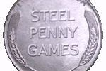 Steel Penny Games - logo