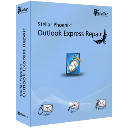 Stellar Phoenix Outlook Express Repair-Box