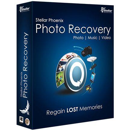 Stellar Phoenix Photo Recovery-Box