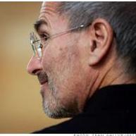 Steve Jobs logo pro