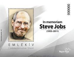 Steve-Jobs-timbre-commemoratif-hongrie
