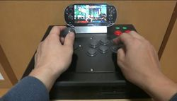 Stick Arcade PS Vita