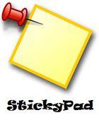 StickyPad: se souvenir de rendez-vous sur son bureau