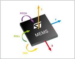 STMicro MEMS