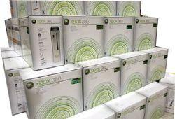 Stocks Xbox 360