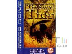 Story of Thor - Pochette