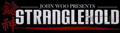 Stranglehold logo