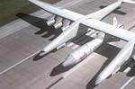 Stratolaunch : le futur plus grand avion du monde décollera dès 2016