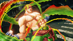 Street Fighter 5 - Alex