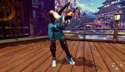 Street Fighter 5 - Ibuki - 10