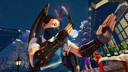 Street Fighter 5 - Ibuki - 1