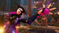 Street Fighter 5 - Juri - 2