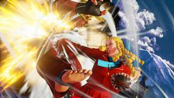 Street Fighter 5 - Karin