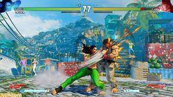 Street Fighter 5 - Laura - 1