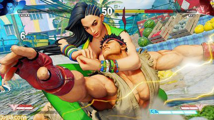 Street Fighter 5 - Laura - 6