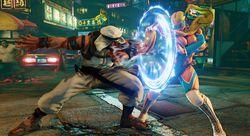 Street Fighter 5 - Rashid - 11