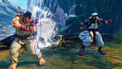 Street Fighter 5 - Rashid - 1