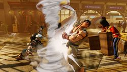 Street Fighter 5 - Rashid - 3
