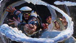 Street Fighter 5 - Rashid - 4