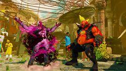 Street Fighter 5 - Urien - 5