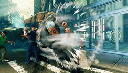Street Fighter 5 - Urien - 9