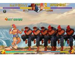 -Street Fighter Alpha Anthology - Adon Vs Ryu-Akuma