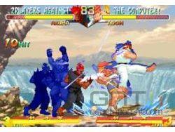 Street Fighter Alpha Anthology - Akuma Vs Adon