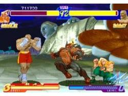 Street Fighter Alpha Anthology - Charlie Vs Sagat