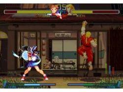 Street Fighter Alpha Anthology - Sakura Vs Ken