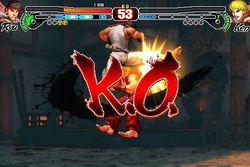 Street Fighter IV iPhone - 2