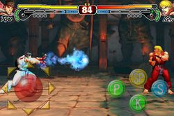 Street Fighter IV iPhone - 6
