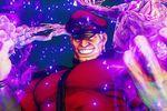 Street Fighter V - M Bison vignette