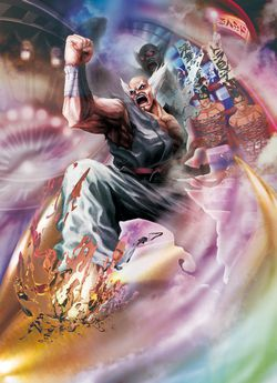 Street Fighter x Tekken (20)