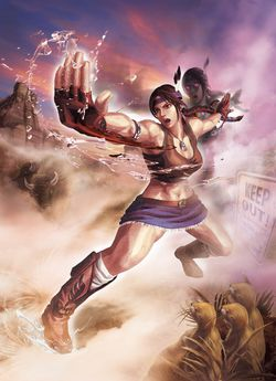 Street Fighter x Tekken (24)