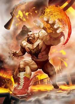 Street Fighter x Tekken (39)