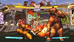 Street Fighter x Tekken (3)