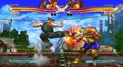 Street Fighter X Tekken - 7