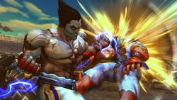 Street Fighter X Tekken - 9