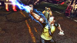 Street Fighter X Tekken PS Vita